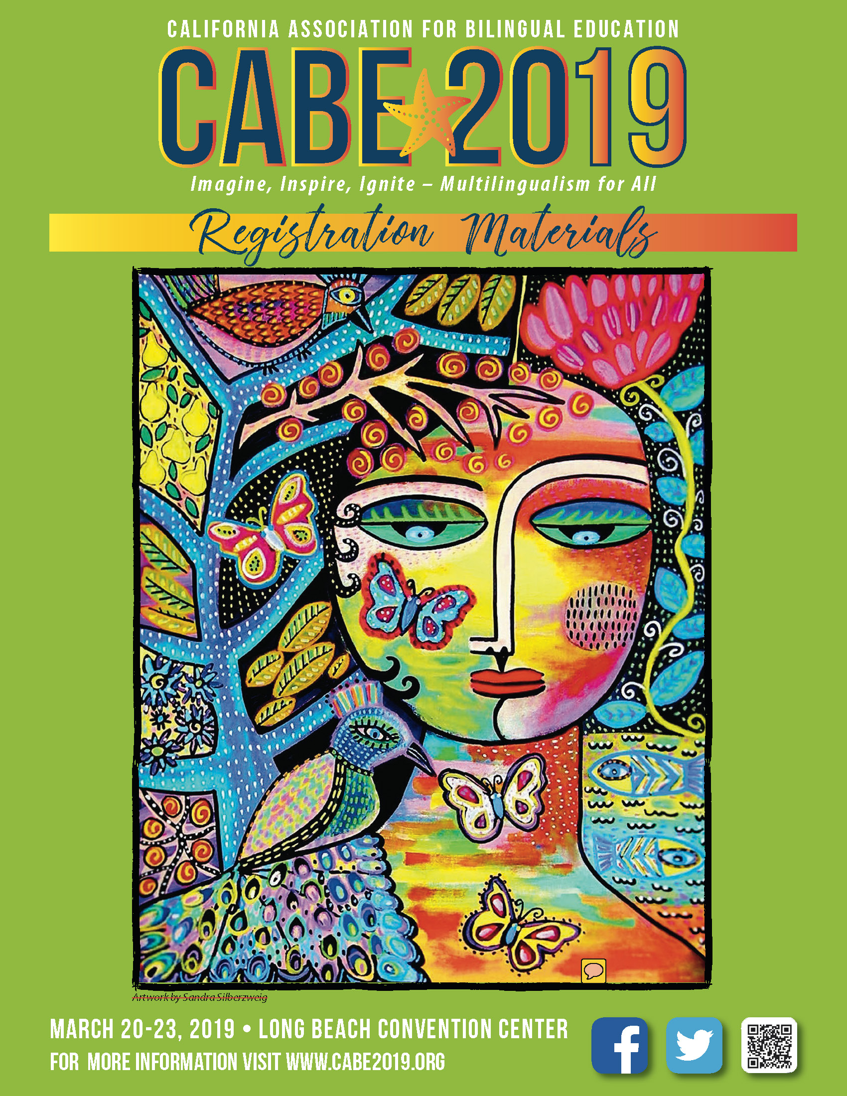 Download Registration Brochure for CABE 2019!